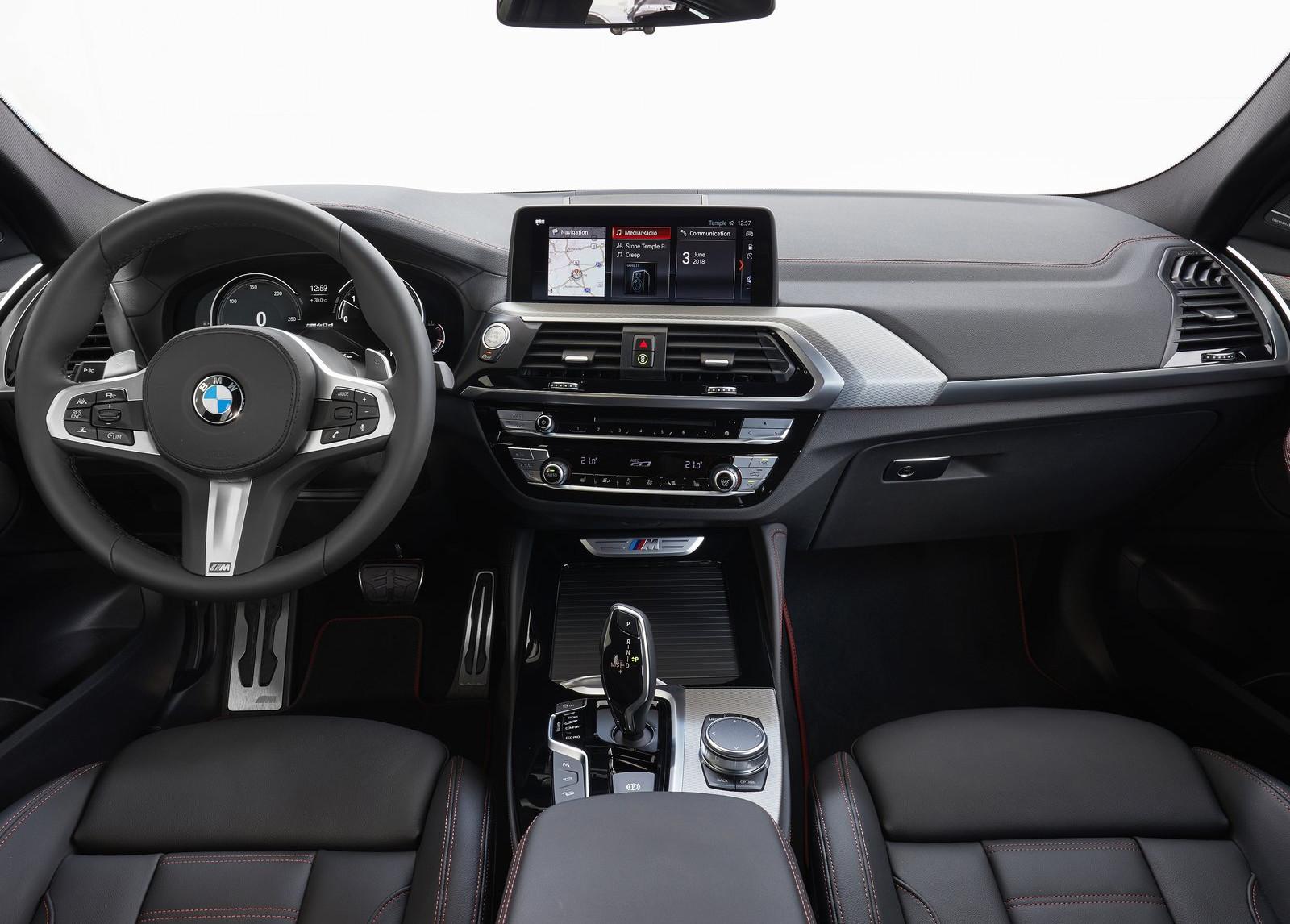 Foto de BMW X4 2019 (27/28)