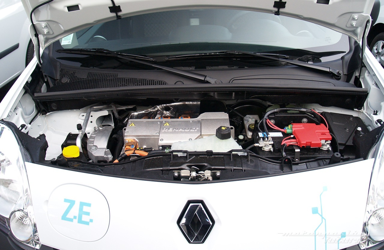 Renault Kangoo Z.E. (presentación)