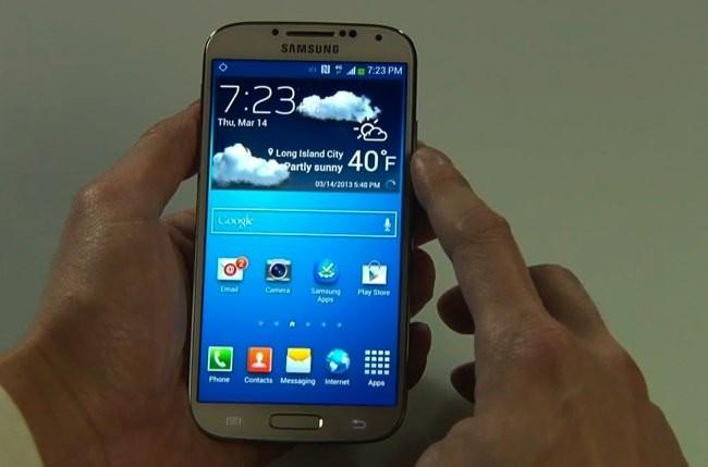 Fecha de salida para el Samsung Galaxy S4 y sus accesorios oficiales