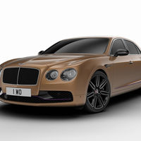 El Bentley Flying Spur, aún más exclusivo gracias al 'Design Series by Mulliner'