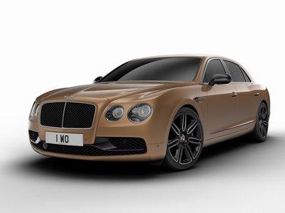 El Bentley Flying Spur, aún más exclusivo gracias al 'Design Series by Mulliner'