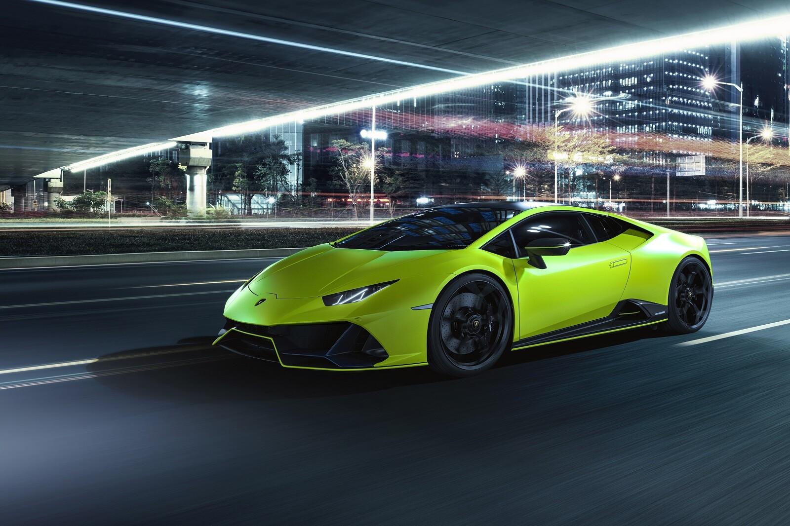 Foto de Lamborghini Huracán EVO Fluo Capsule (16/26)