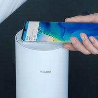 El nuevo router de Huawei llega con NFC y permite conectarse a la WiFi solo con acercar el móvil