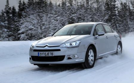 El Citroën C5 incorpora un nuevo control de tracción
