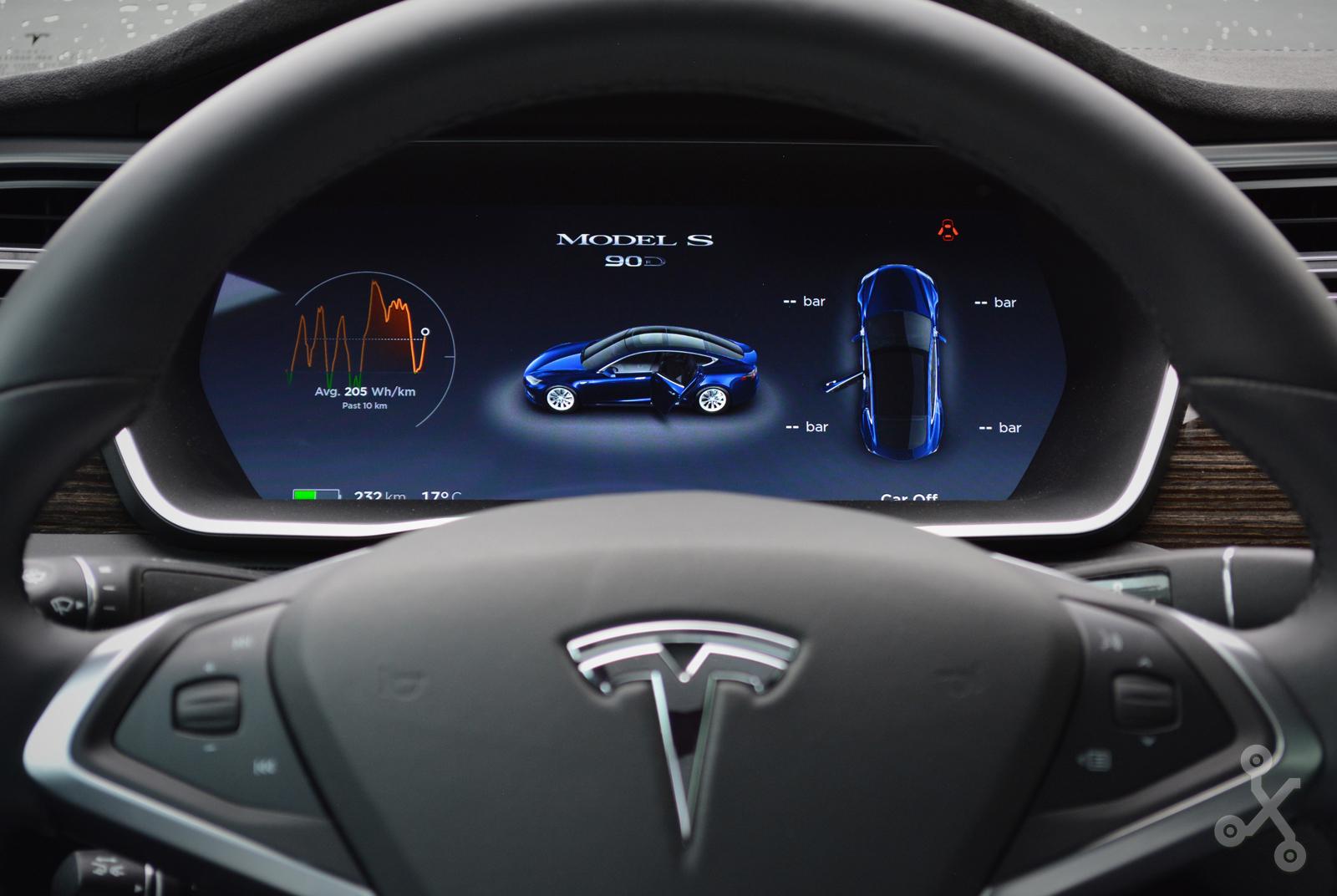 Foto de Tesla Model S (análisis) (11/22)