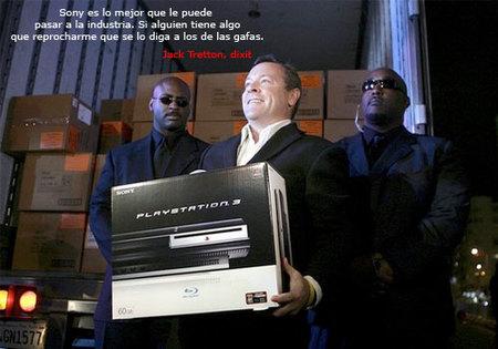 """'Que Sony gane esta generación es lo mejor que le puede pasar a la industria"""", Sony dixit, claro..."""