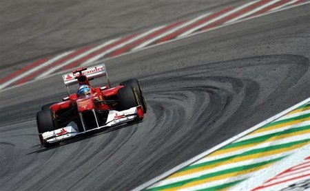 Pirelli niega favoritismos a Ferrari de cara a 2012