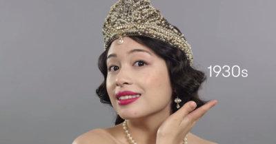 100 años de belleza filipina, un minuto de lo más interesante