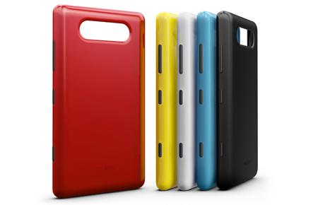 Imprime la carcasa de tu Lumia 820 gracias a Nokia
