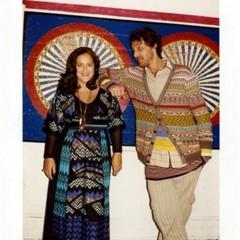 Foto 2 de 5 de la galería leighton-meester-en-la-campana-de-missoni-primavera-verano-2011 en Trendencias