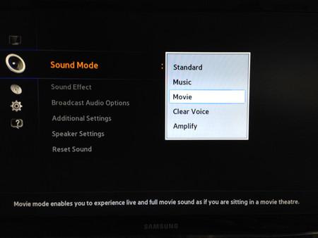 Sonido TV