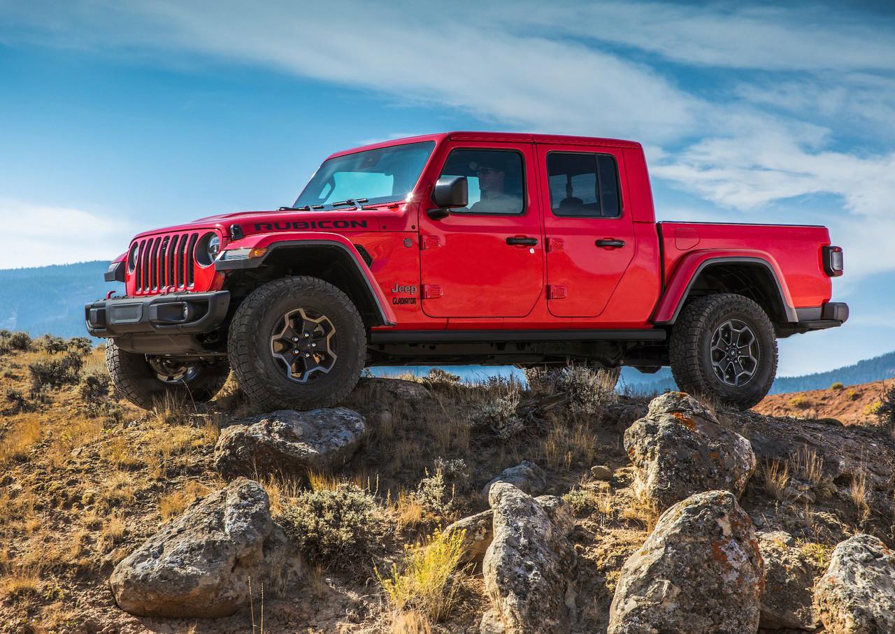 Foto de Jeep Gladiator 2020 (25/51)