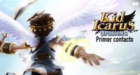 'Kid Icarus Uprising' para Nintendo 3DS. Primer contacto