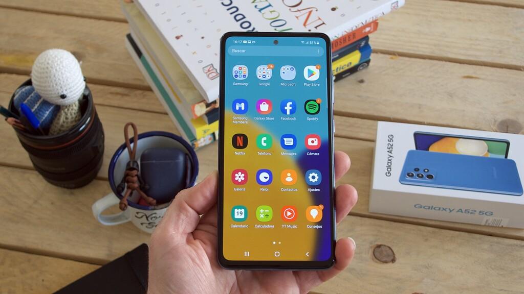Samsung Galaxy A52 5G, análisis: la fiabilidad de un gigante a cambio de un extra de euros