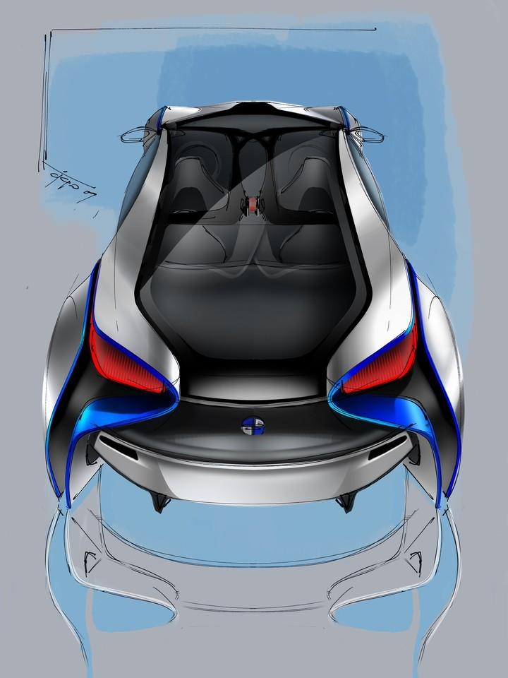Foto de BMW Vision EfficientDynamics 2009 (24/92)