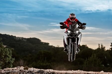 The wild side of Ducati: web exclusiva para la Multistrada maxi enduro