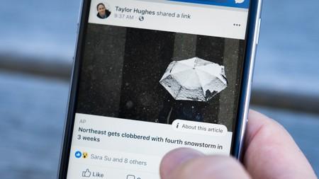 Facebook te dirá quién de tus amigos está compartiendo noticias falsas