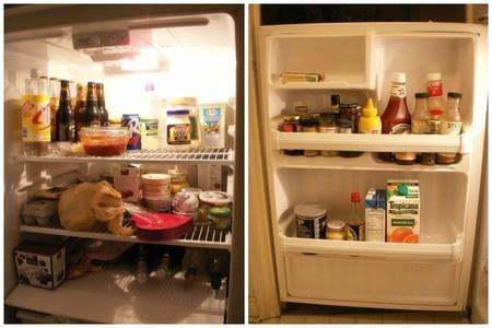 Alimentos en frigorífico