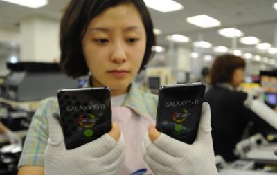 Samsung quiere vender 500 millones de teléfonos en 2013, según Digitimes