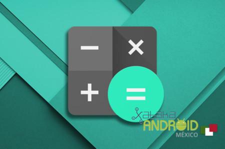 La calculadora de Android llega a Google Play y añade soporte para Android Wear