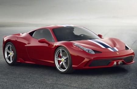 Ferrari 458 Speciale, pura pasión