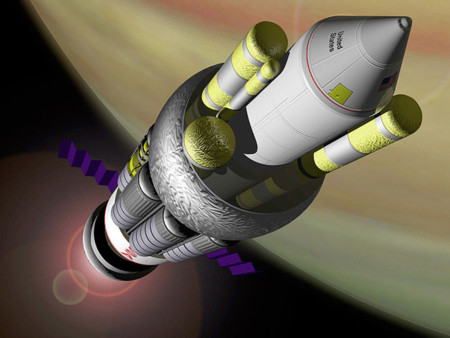 Nasa Project Orion