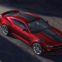 Chevrolet Camaro 2021 estrena paquete Wild Cherry con un color con el que no pasarás desapercibido