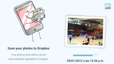 La beta de Dropbox ya ofrece subida automática de fotos en Windows y en Android