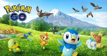 Pokemon GO - Cuarta Generación