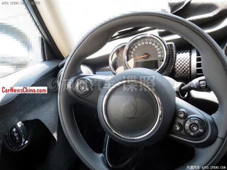 Interior Mini Cooper 2014