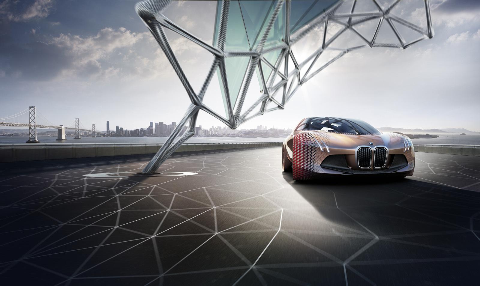 Foto de BMW Vision Next 100 (1/40)
