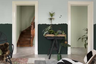 Nuevo Romanticismo, una de las tendencias en decoración para 2017 también en los colores