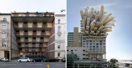 La arquitectura fantasiosa de Victor Enrich