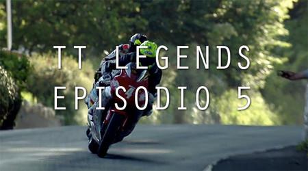 Documental TT Legends – Episodio 5:  entre bastidores en la Isla de Man (parte II)