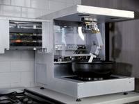 Cooki quiere ser el robot de cocina definitivo