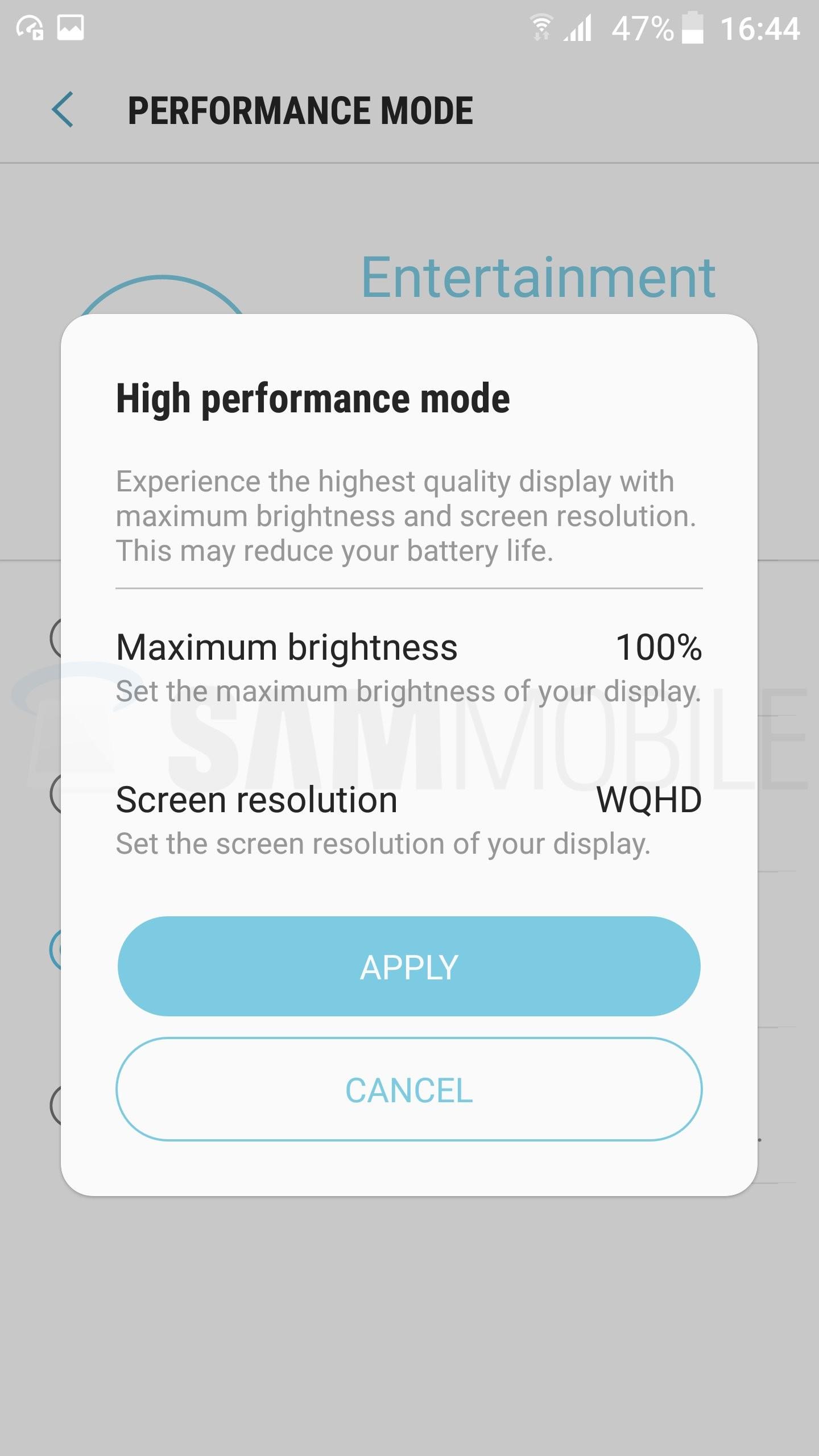 Foto de Capturas Android 7.0 Nougat en el Samsung Galaxy S7 (35/65)