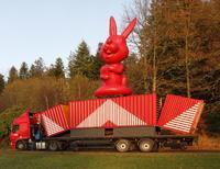 MuMo, el museo móvil que acerca el arte contemporáneo a los niños