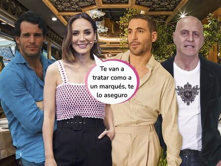 Los 7 restaurantes madrileños que más frecuentan los famosos: los favoritos de Mario Casas, Tamara Falcó, Miguel Ángel Silvestre y Kiko Matamoros, entre otros