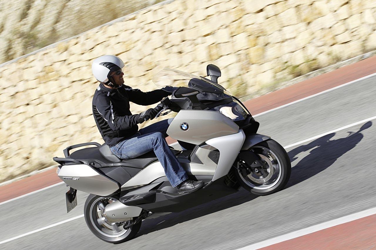 Foto de BMW C 650 GT y BMW C 600 Sport, acción (65/83)