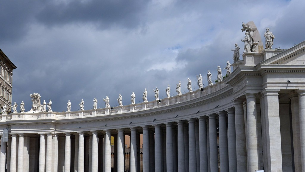 La Roma de Bernini en 360º