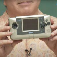 SEGA muestra por primera vez un prototipo de cómo iba a ser la Sega Nomad, su portátil que solo se vendió en Norteamérica