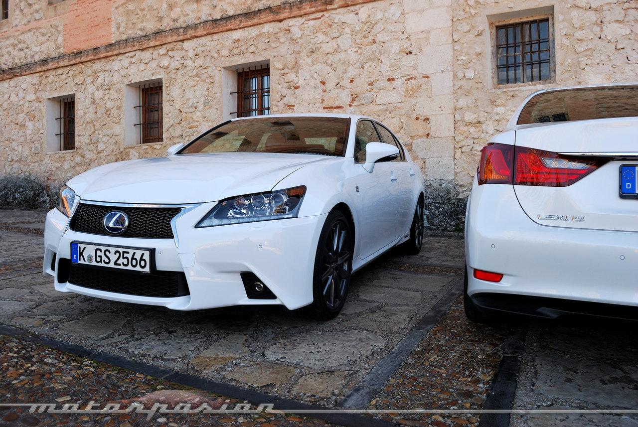 Foto de Lexus GS 300h (presentación) (13/22)