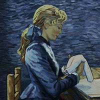 Loving Vincent: una extraordinaria reinvención fílmica de los cuadros y la vida de Van Gogh