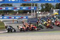 Calendario provisional de MotoGP para el 2015