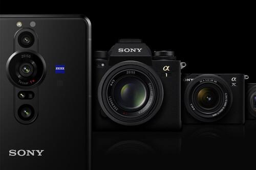 Las cámaras del Xperia PRO-I de Sony, explicadas: por su hardware fotográfico este smartphone es casi una cámara de fotos disfrazada de móvil