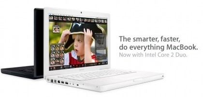 ¡¡Ya están aquí los NUEVOS MacBook con procesadores Core 2 Duo!!