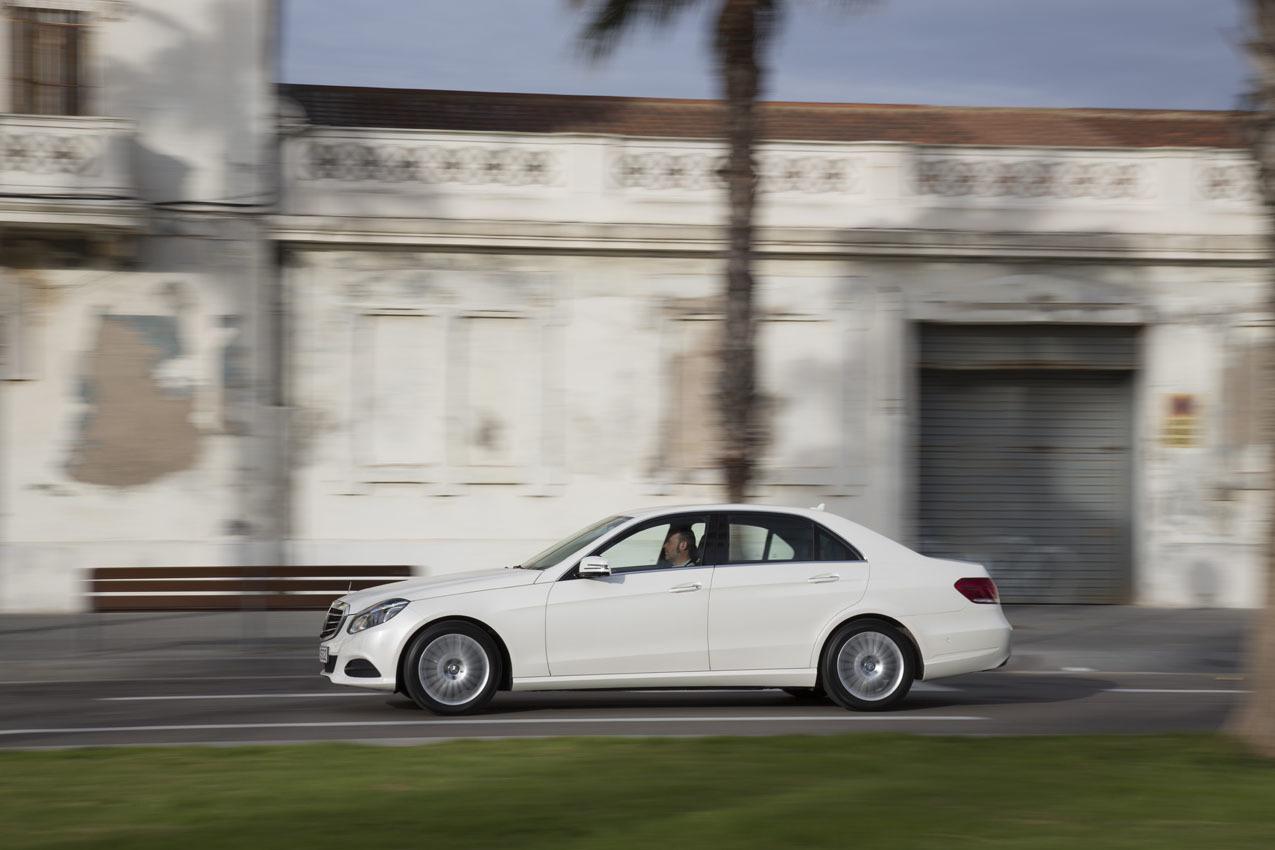 Foto de Mercedes-Benz Clase E 2013 (presentación) (25/48)