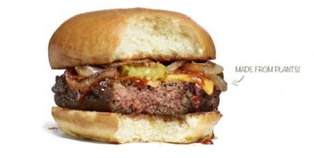 Esta hamburguesa vegana está cerca de saber igual que una de carne