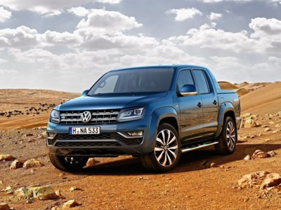 Audi no descarta la idea de lanzar su pick-up basado en el Amarok