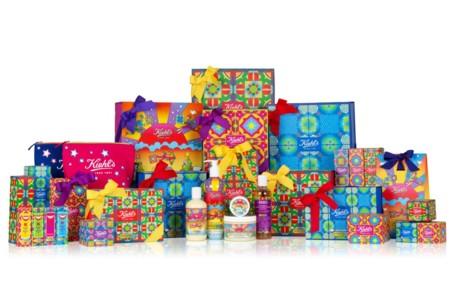 Por una navidad llena de color con la colección de  Kiehl's  x Peter Max